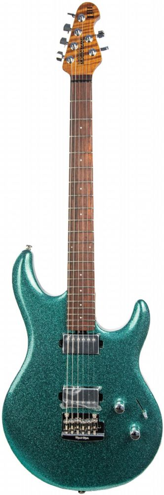 Music Man Luke 3 HH Ocean Sparkle
